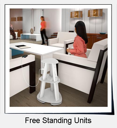 Free Standing Units