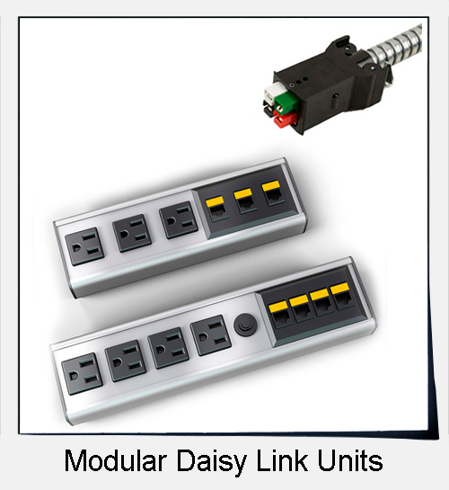 Modular DaisyLink Units