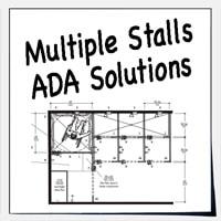design solutions for multiple stalls