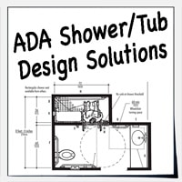ADA guidelines for bathing facilities