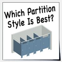 Four types of partition styles
