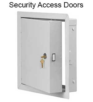 Access Doors And Panels Walls And Ceilings In Stock