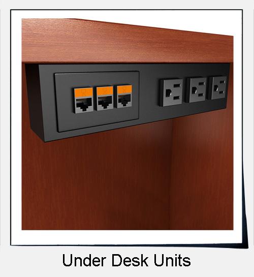 Under Desk Units