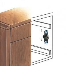 Timberline Cabinet Locks | Secure your Doors & Drawers