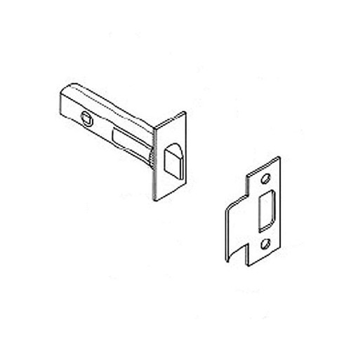 HEWI Stainless Steel Tubular Passage Latch