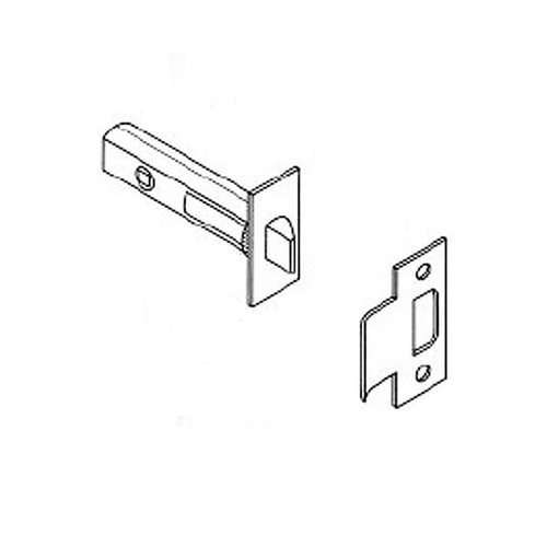 HEWI UL Listed Stainless Steel Tubular Passage Latch