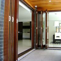 Hawa Bifold 30 Sliding/Folding Wood Door Fitting - image 1