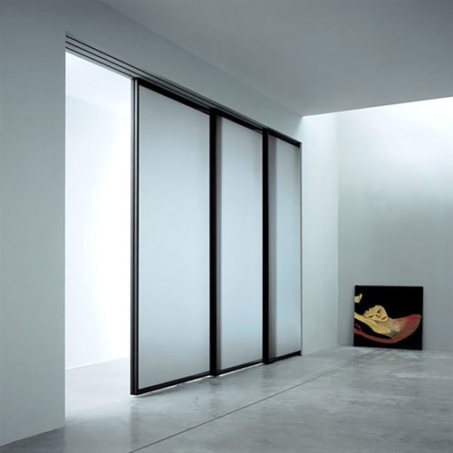 hawa telescopic 80 sliding wood doors kit 20657