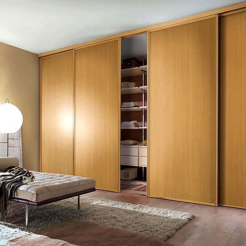 Hafele Slido Classic 120 Sliding Wood Door Fitting - image 1 & Hafele Slido Classic 120 Sliding Door Hardware | 264lb Max Weight