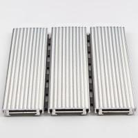 Babcock Davis Roll Up Mat QuietFlex - Serrated Aluminum Tread