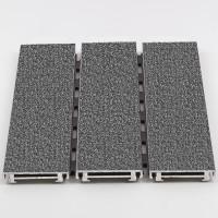 Babcock Davis Roll Up Mat QuietFlex - Aluminum Abrasive Tread