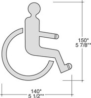 PBA Accessible Pictogram