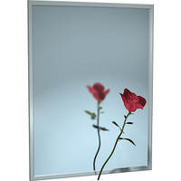 ASI Chan-Lok Stainless Steel Framed Mirror