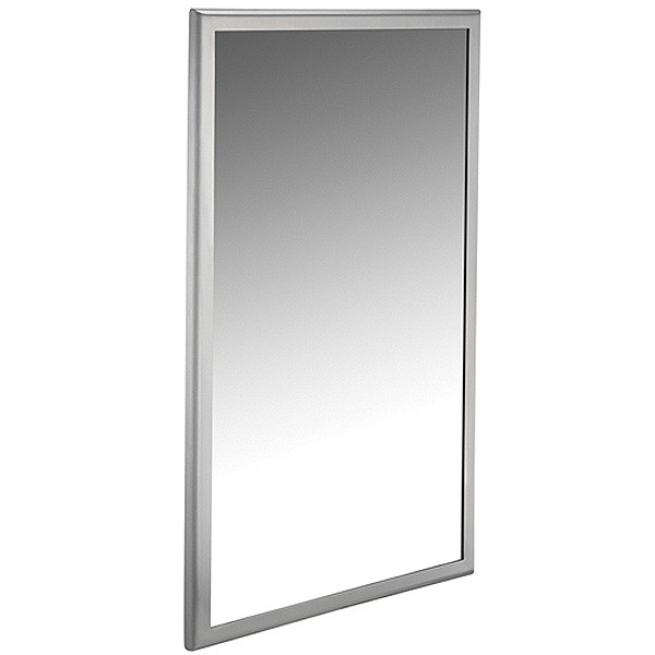 Asi Roval Collection Inter Lok Stainless Steel Framed Mirror Harbor City Supply