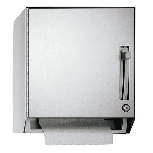 Asi Traditional Collection Roll Paper Towel Dispenser 8522 Harbor City Supply