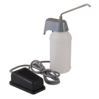 Bradley Foot Operated Surgical Soap Dispenser