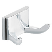 Bradley Standard Series Double Robe Hook