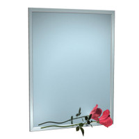 American Accessories Arkansas Series Angle Frame Mirror