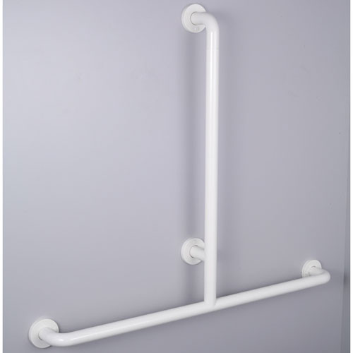 PBA Nylon T Shaped Grab Bar
