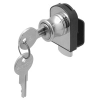 Timberline Cylinder Module System Glass Door Lock (233.18.660)