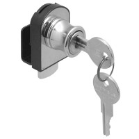 Timberline Cylinder Module System Glass Door Lock (233.18.630)