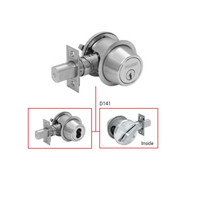 Falcon D Series Grade 1 Single Cylinder Deadbolt