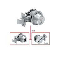 Falcon D Series Grade 2 Single Cylinder Deadbolt