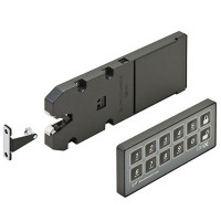 Timberline StealthLock Battery Powered RF Cabinet Lock Set