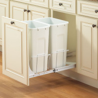 Hafele-Knape-and-Vogt-Pull-Out-Bottom-Mount-Double-Bin-Unit-503.12.784-pic1