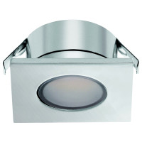 Loox LED 2023, 12V Recess Mounted Square Downlight 833.72.060