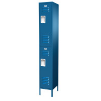 ASI Metal Lockers - Traditional Collection - Double Tier - ADA Compliant