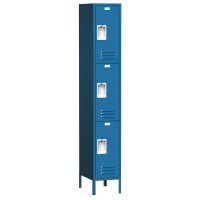 ASI Metal Lockers - Traditional Collection - Triple Tier