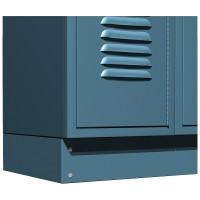 ASI Metal Lockers - Zee Bases