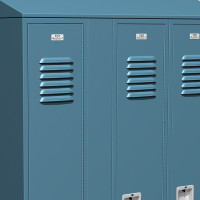 ASI Metal Lockers - Vertical Fillers