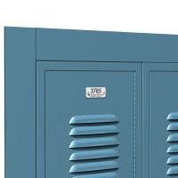ASI Metal Lockers - Recess Trim