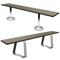 ASI Phenolic Bench (BENCH-PH)