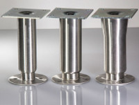 Stainless Steel Heavy Duty Cabinet Leg