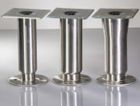 Stainless Steel Heavy Duty Cabinet Leg