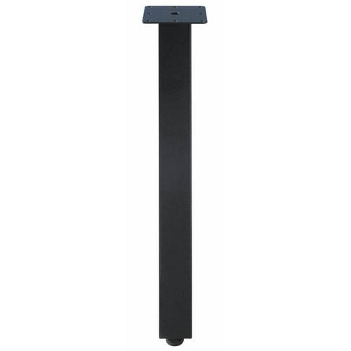 """Square Table Leg Set 2-3/8"""", 28"""" tall"""