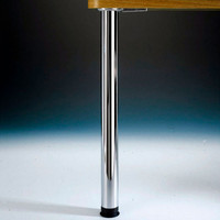 "Zoom Leg Set 2-3/8"" diameter, adjusts from 27-3/4"" up to 31-3/4"" tall"