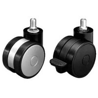 Swiveling Casters - Thread Stem Mount M10