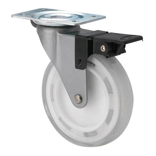 Clear 75mm Caster