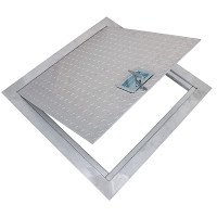 Cendrex Aluminum Floor Access Door