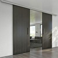 Hafele Slido Classic 160 Sliding Wood Door Fitting - Image 1