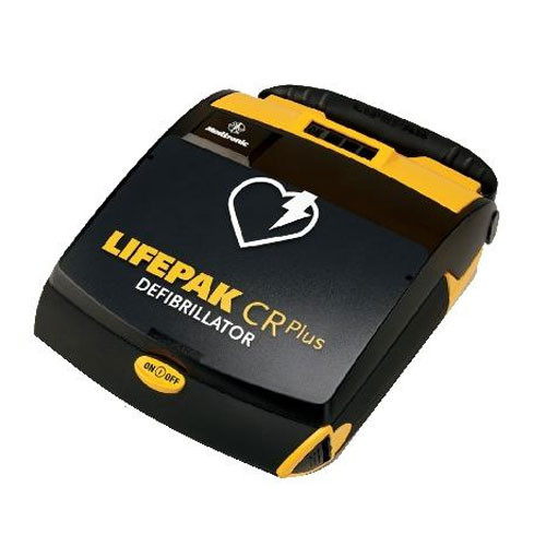 Physio-Control's LifePak CR-PLUS Defibrillator from JL Industries