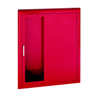 Semi-Recessed Hose and Fire Extinguisher Cabinet - JL Crownline