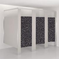 Plastic Laminate Toilet Compartment Door