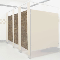 Solid Phenolic Toilet Compartment Door
