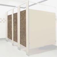 Solid Phenolic Toilet Compartment Door