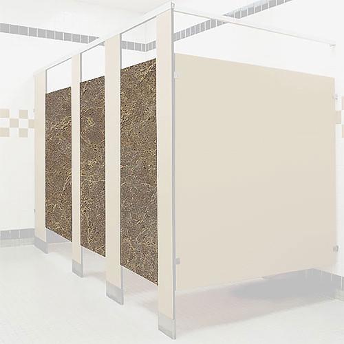 Solid Phenolic Toilet Compartment Door & Solid Phenolic Toilet Compartment Door - Harbor City Supply